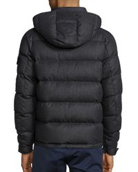 Moncler - Multicolor Black Down Gaze Jacket for Men - Lyst
