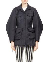 Marques'Almeida - Black Multi-pocket Safari Jacket - Lyst