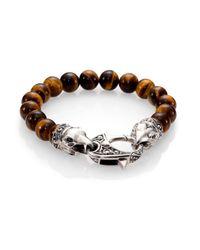 Stephen Webster - Multicolor Coral Beaded Bracelet for Men - Lyst