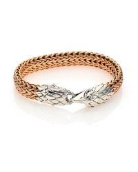 John Hardy - Metallic Legends Sterling Silver Eagle Bracelet - Lyst