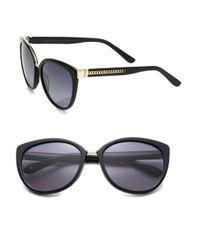 Jimmy Choo - Pink Danas 56mm Modified Cat Eye Sunglasses - Lyst