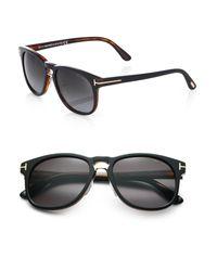 Tom Ford - Black Franklin Sunglasses for Men - Lyst
