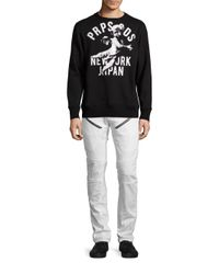 PRPS - White Accruals Demon Jeans for Men - Lyst