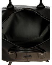 Bric's - Black Varese Saffiano Leather Duffel Bag for Men - Lyst