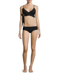 Mara Hoffman - Black Nora Bikini Briefs - Lyst