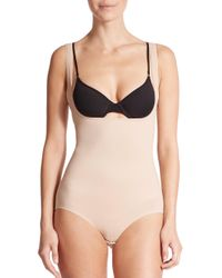 Tc Fine Intimates - Natural Low-back Torsette Body Brief - Lyst