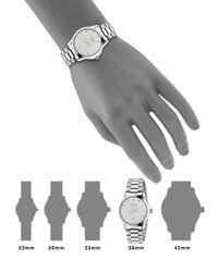 Gucci - Metallic G-timeless Stainless Steel Bracelet Watch - Lyst