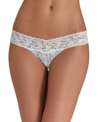 Hanky Panky - Multicolor Bride's Low-rise Thong - Lyst
