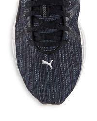 PUMA - Black Bravery Sneakers - Lyst