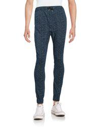 Zanerobe   Blue Sureshot Jogger Pants for Men   Lyst