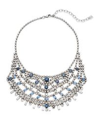 DANNIJO | Blue Risley Antique Necklace | Lyst
