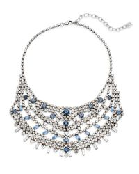 DANNIJO - Blue Risley Antique Necklace - Lyst