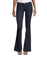 True Religion | Blue Karlie Bell Bottom Jeans | Lyst