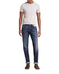 7 For All Mankind | Blue Austyn Luxe Performance Jeans for Men | Lyst