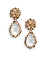 Stephen Dweck | Metallic Mother-of-pearl Doublet Drop Earrings | Lyst