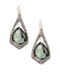 Alexis Bittar - Metallic Miss Havisham Quartz & Hematite Doublet Drop Earrings - Lyst