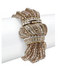 Heidi Daus - Multicolor Beaded Opulence Bracelet - Lyst