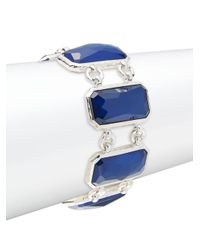 Ippolita - Metallic Rock Candy Sterling Silver Bracelet - Lyst