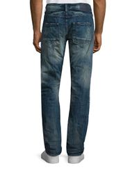 PRPS - Blue Straight-fit Jeans for Men - Lyst
