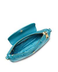 Prada - Blue Chain Crossbody Bag - Lyst
