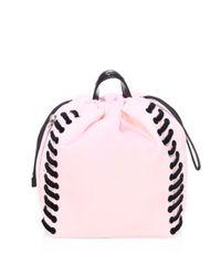 3.1 Phillip Lim - Pink Go-go Mini Knapsack - Lyst