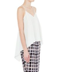 Sass & Bide - White Melody Echoes Cami - Lyst
