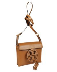 Tory Burch - Brown Miller Shoulder - Lyst