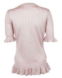 Marco De Vincenzo - Pink T-shirt - Lyst