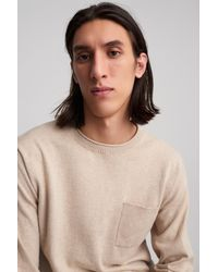 Saturdays NYC - Natural Kevin Sweater for Men - Lyst