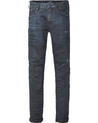 Scotch & Soda - Multicolor Lot 22 Skim - The Rook Skinny Fit for Men - Lyst