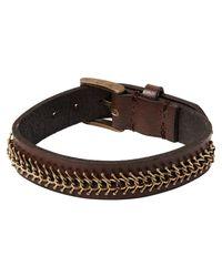 Scotch & Soda - Brown Summer Bracelet for Men - Lyst