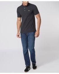 Lyle & Scott - Multicolor Basic Short Sleeve Polo Shirt for Men - Lyst