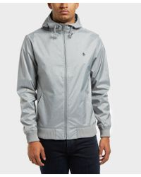 Original Penguin - Gray Ratner Bomber - Exclusive for Men - Lyst