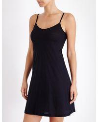 Hanro - Black Ultra-light Body Dress - Lyst