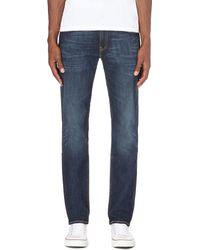 Levi's   Blue 511 Slim-fit Tapered Jeans for Men   Lyst