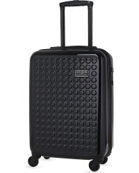 Dot Drops - Black Chapter 2 X-tra Light Four-wheel Cabin Suitcase 55cm - Lyst