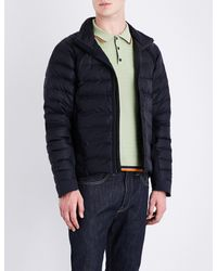 Canada Goose | Blue Hybridge Perren Quilted Shell Jacket for Men | Lyst