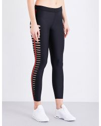 Ultracor | Multicolor Ultra Slash Stretch-jersey Leggings | Lyst