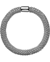 Links of London - Metallic Effervescence Star Medium Sterling Silver Bracelet - Lyst