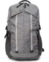 "Victorinox   Gray Altmontslimline 15.6"" Laptop Backpack for Men   Lyst"