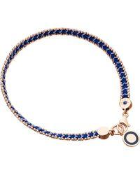 Astley Clarke | Blue Cosmos Midnight Biography Bracelet | Lyst