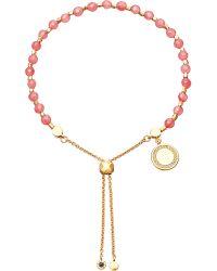 Astley Clarke Pink Kula Bracelet