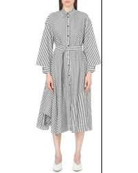 Rachel Comey - Multicolor Braden Cotton Dress - Lyst