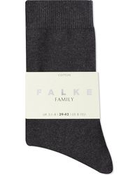 Falke | Gray Family Ankle Socks | Lyst