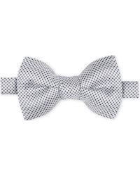 Ermenegildo Zegna | Blue Silk Bow Tie for Men | Lyst