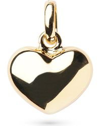 Links of London | Metallic 18-carat Gold Heart Charm | Lyst