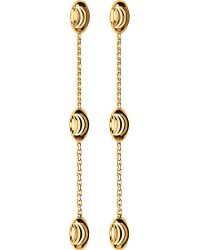Links of London | Essentials 18ct Yellow-gold Vermeil Beaded Drop Earrings | Lyst