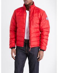 Canada Goose | Red Lodge Quilted Shell Jacket for Men | Lyst