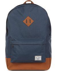 Herschel Supply Co. - Blue Heritage 21l Backpack for Men - Lyst