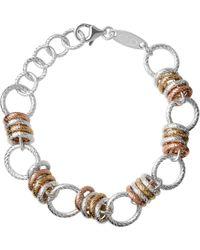 Links of London - Brown Aurora Link Large Bracelet - Lyst